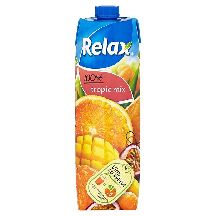 Relax 100% Tropic mix 1 l