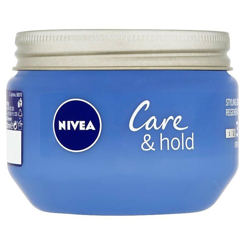 Nivea Care & Hold Regeneračný krémový gél na vlasy 150 ml