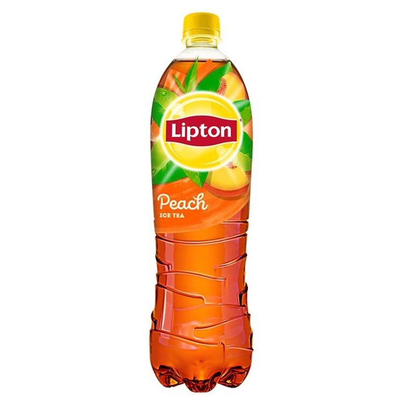 Lipton Ice Tea ľadový čaj s príchuťou broskyne 1,5 l