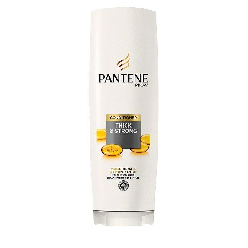 Pantene Pro-V Thick & Strong balzam na jemné a oslabené vlasy 200 ml