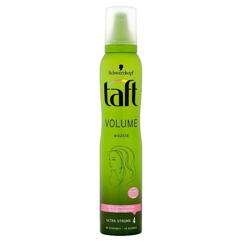 Taft Volume penové tužidlo Ultra Strong 4 200 ml