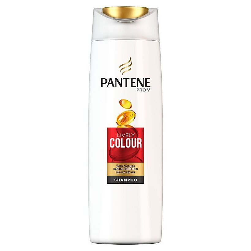 Pantene Pro-V Colour Protect Šampón Na Farbené Vlasy, 400 ml