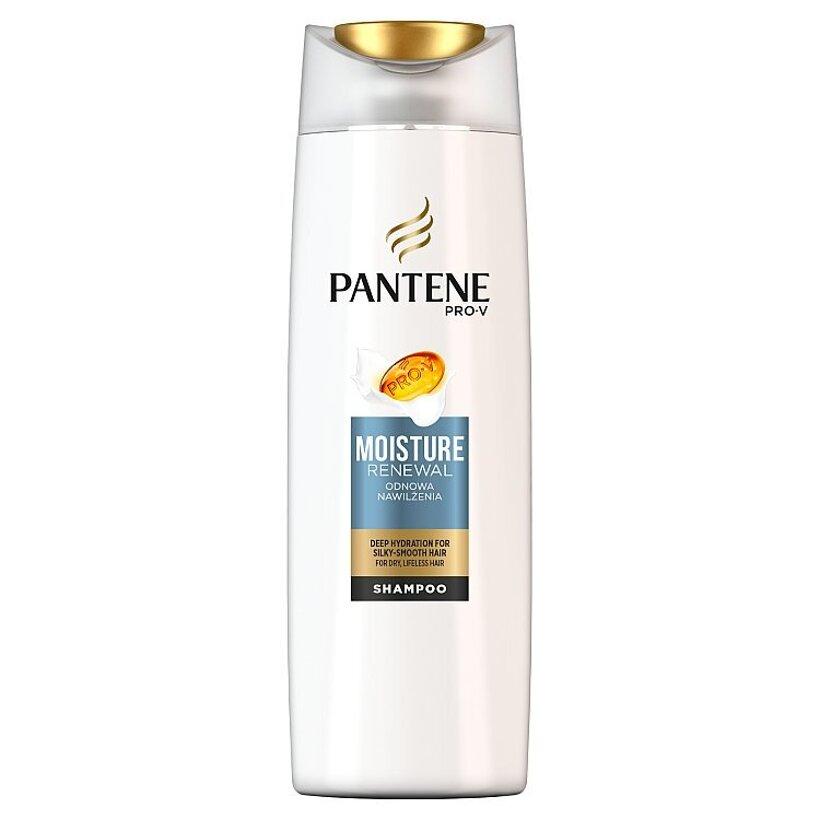 Pantene Pro-V Moisture Renewal Šampón Na Suché Vlasy Bez Života 400 Ml