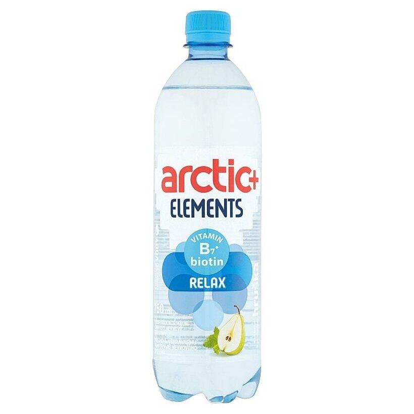 Arctic+ Elements Relax s príchuťou hruška 750 ml