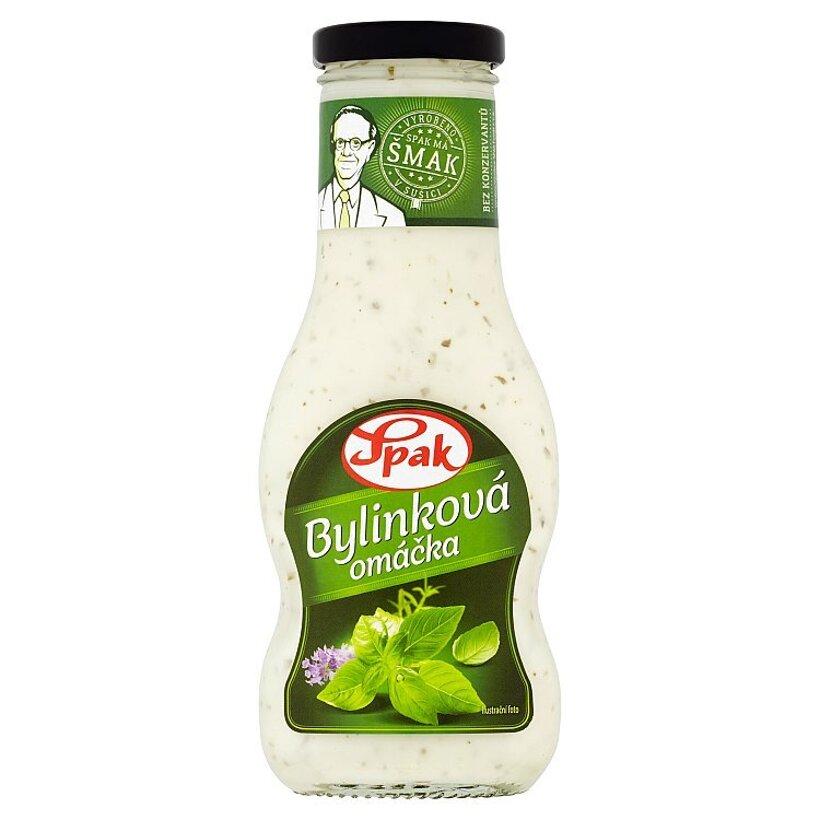 Spak Bylinková omáčka 250 ml