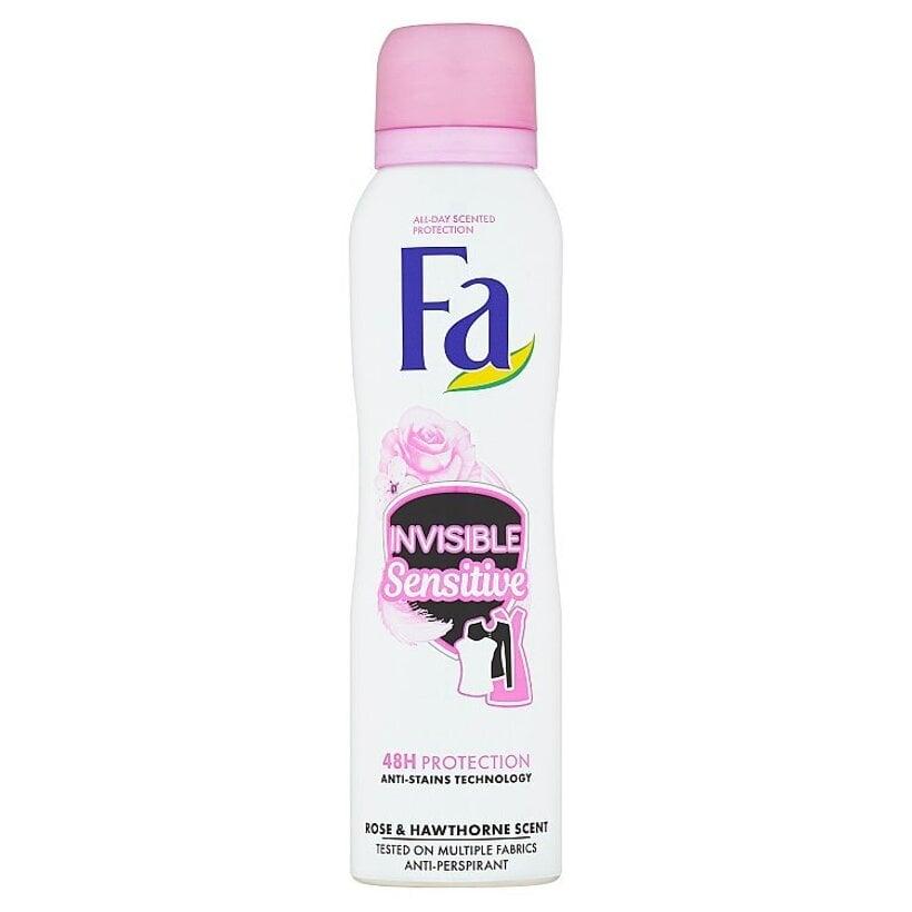 Fa antiperspirant Invisible Sensitive 150 ml