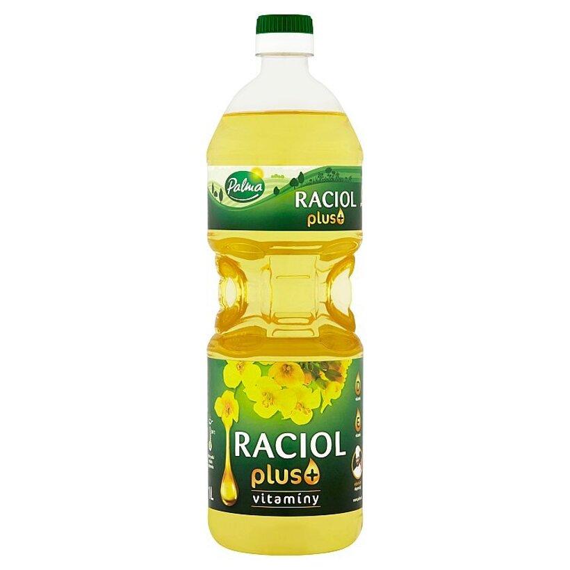 Palma Raciol Plus repkový olej s vysokým obsahom vitamínov D a E 1 l