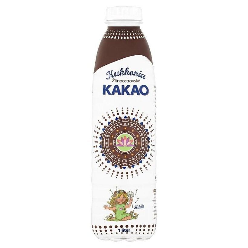 Kukkonia Žitnoostrovské kakao 1 l