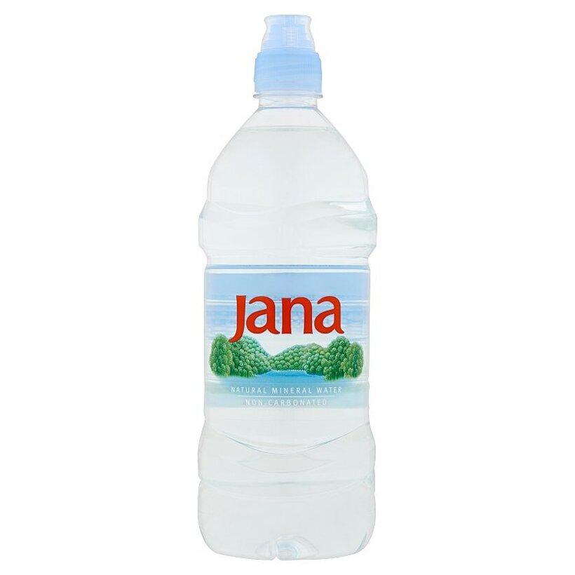 Jana Prírodná minerálna voda nesýtená 1 l
