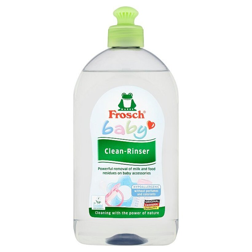 Frosch Baby Umývací prostriedok na detské potreby 500 ml