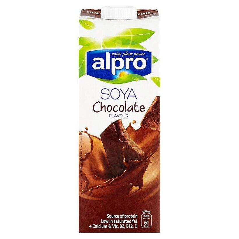 Alpro Sójový nápoj s čokoládovou arómou 1 l