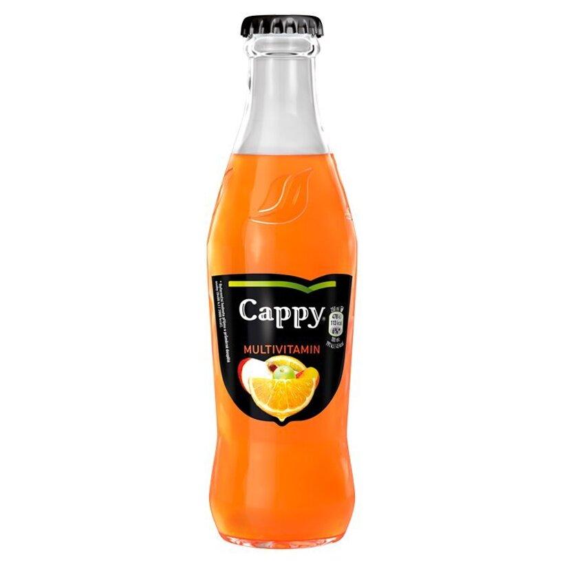 Cappy Multivitamín 250 ml