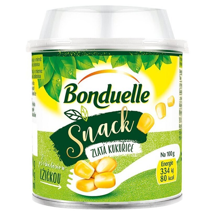 Bonduelle Snack Gold kukurica 170 g