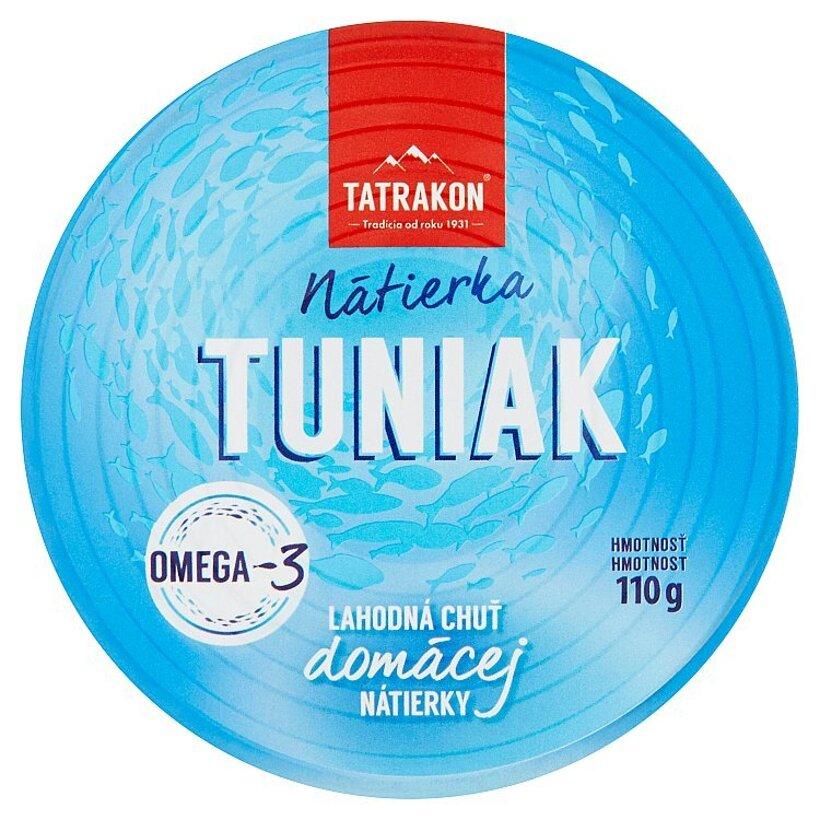 Tatrakon Nátierka tuniak 110 g
