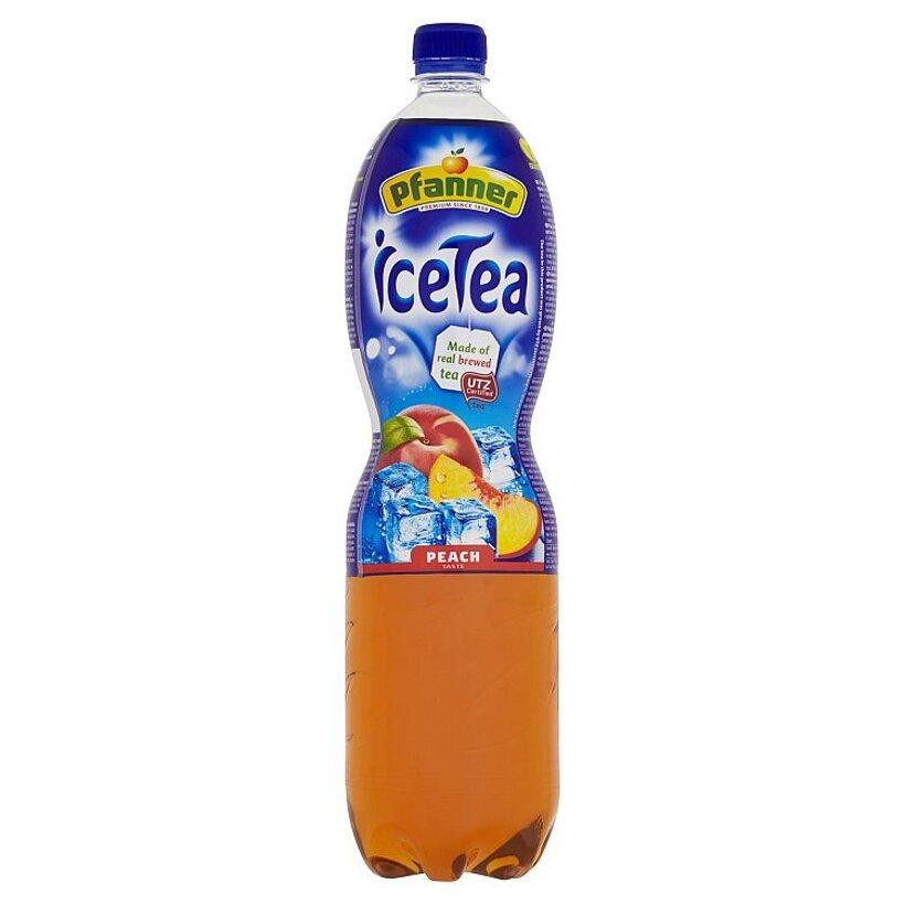 Pfanner Čajový nápoj s broskyňovou príchuťou 1,5 l