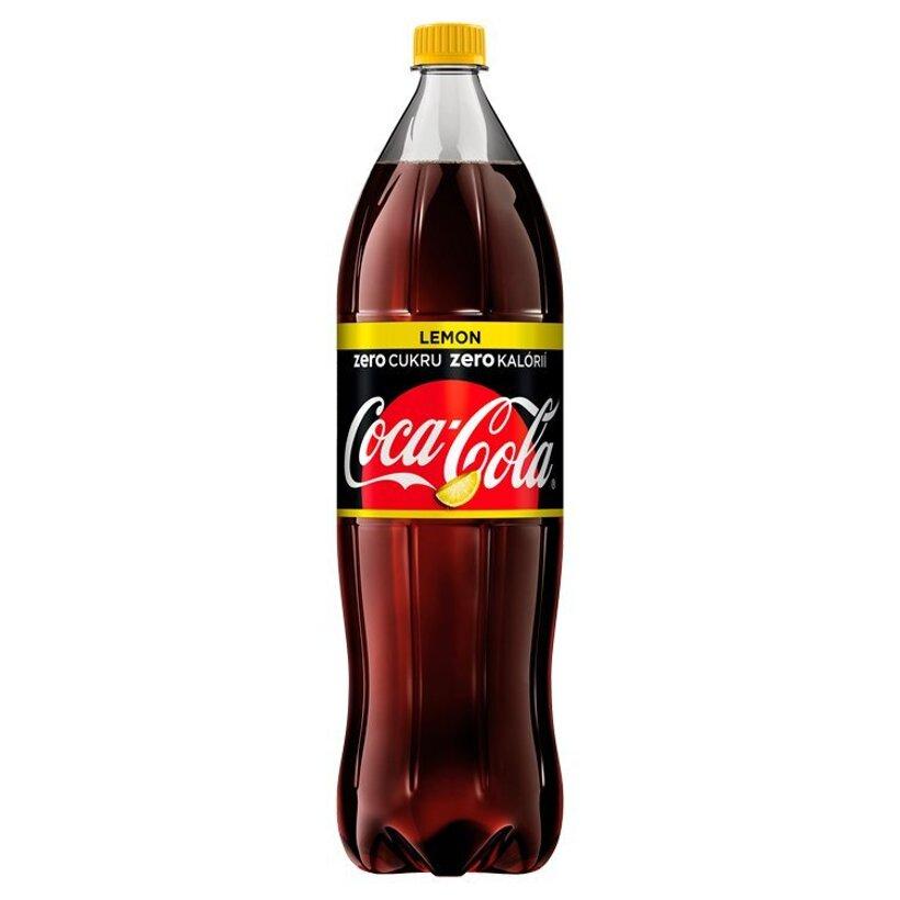 Coca-Cola Zero Lemon, 1,75 l
