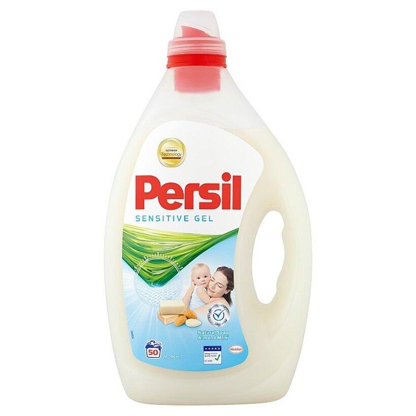 Persil Sensitive Gel prací prostriedok 50 praní 2,50 l