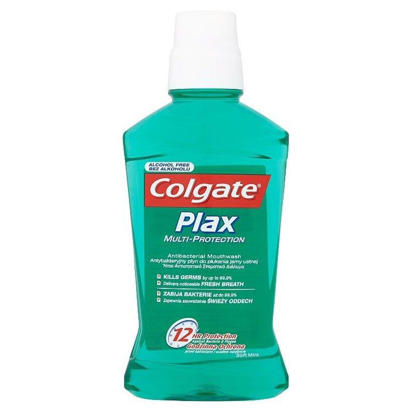 Colgate Plax multi protection ústna voda 500 ml