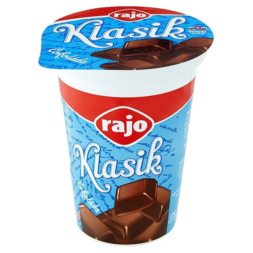 Rajo Klasik Jogurt čokoláda 375 g
