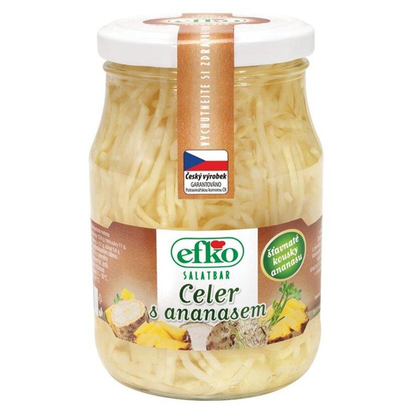 efko Zeler s ananásom 340 g