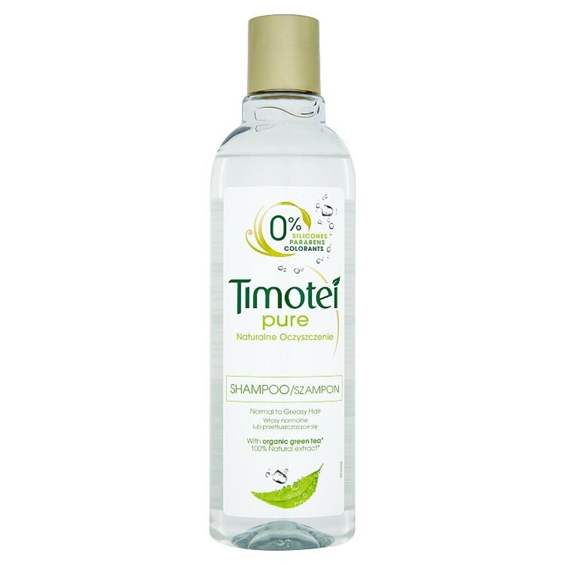 Timotei Čistota šampón 250 ml