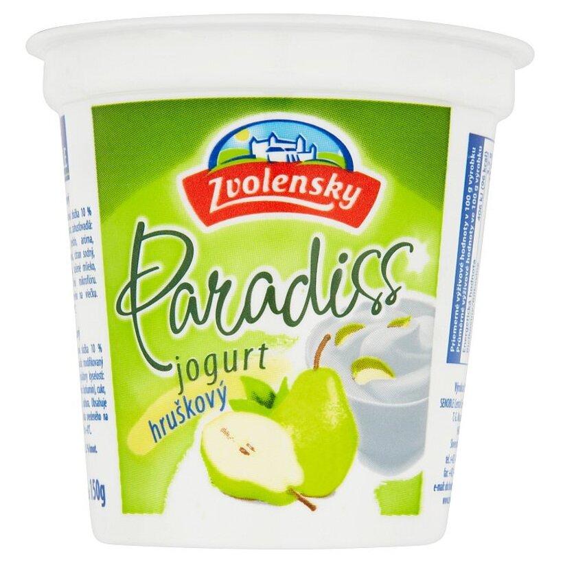 Zvolenský Paradiss Jogurt hruškový 150 g