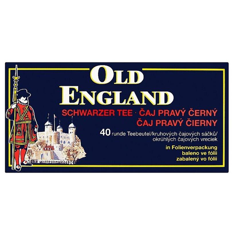 Old England Čaj porciovaný čierny 40 x 2,0 g