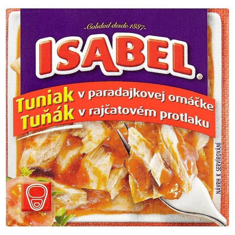 Isabel Tuniak v paradajkovej omáčke 80 g