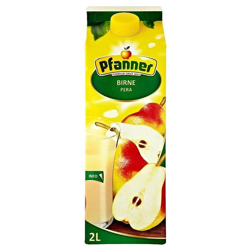 Pfanner Hruškový ovocný nápoj 2 l