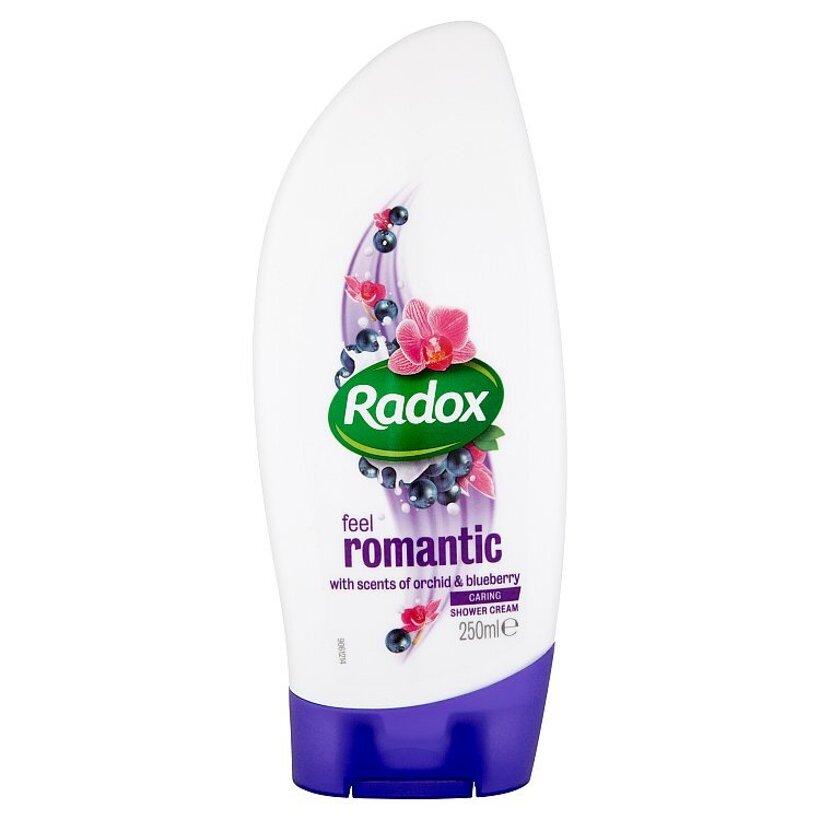 Radox Feel romantic krémový sprchovací gél 250 ml