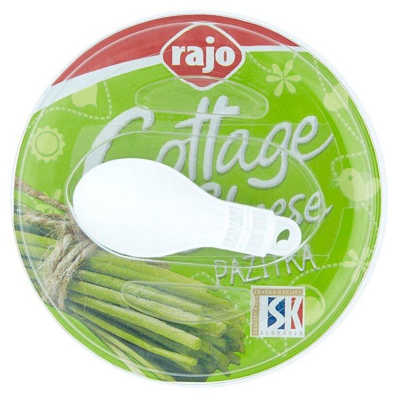 Rajo Cottage cheese pažítka 180 g
