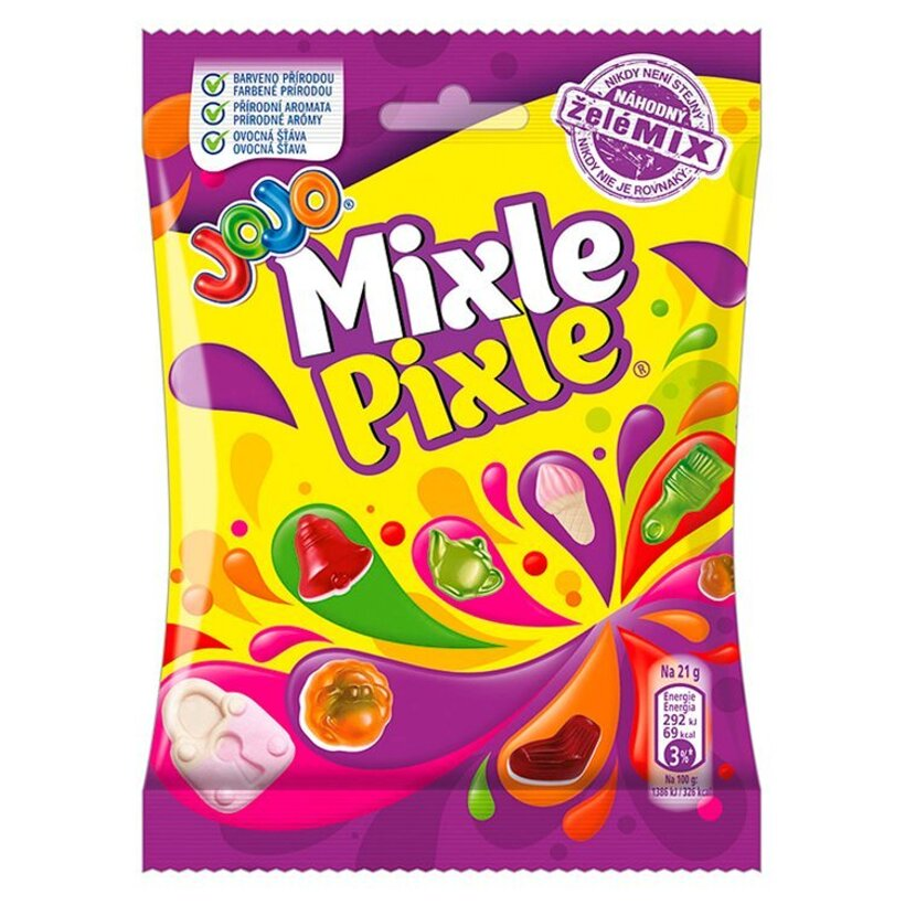 JOJO Mixle Pixle 80 g