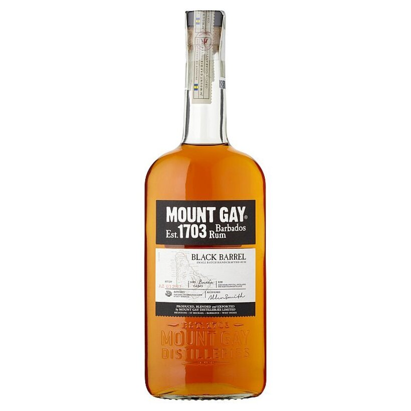 Mount Gay Black Barrel Rum 700 ml