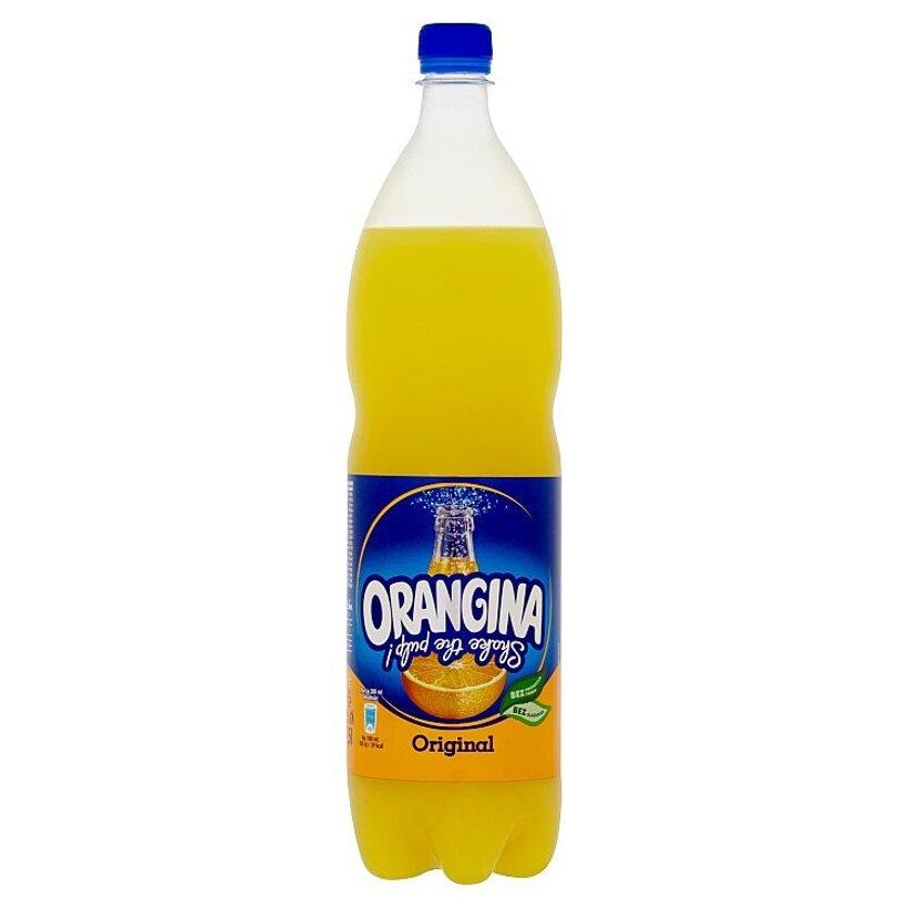Orangina Original sýtený nealkoholický nápoj 1,5 l