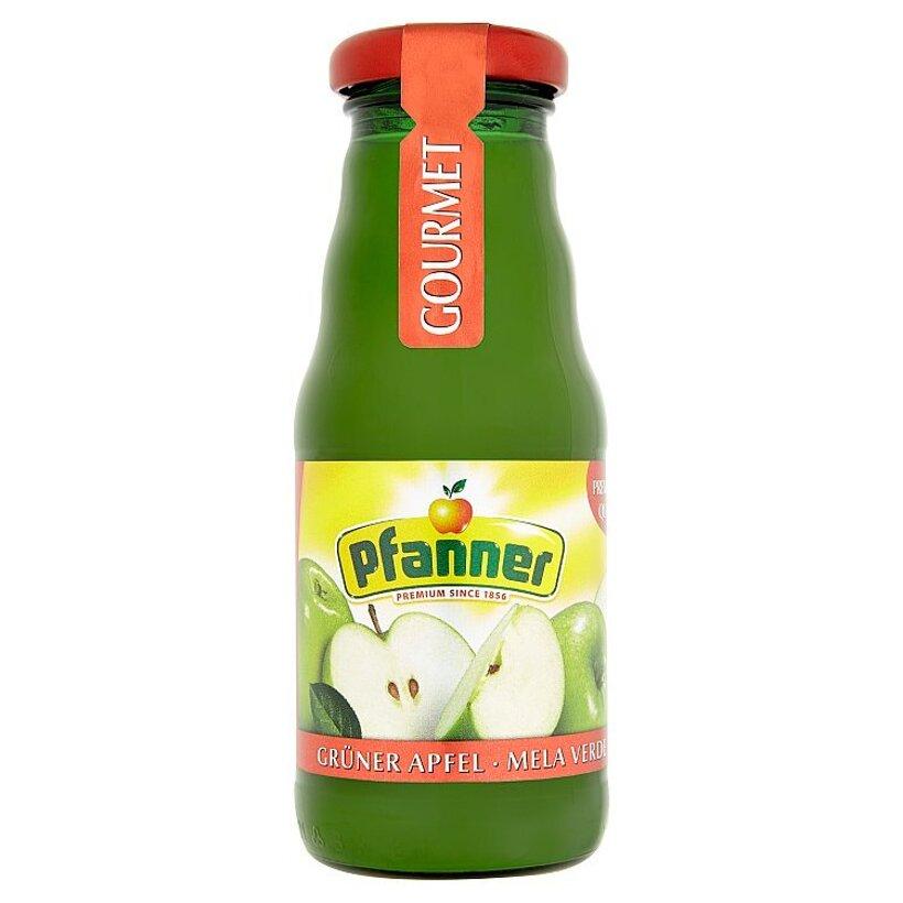 Pfanner Gourmet Nápoj zo zeleného jablka vyrobený z koncentrátu 0,2 l