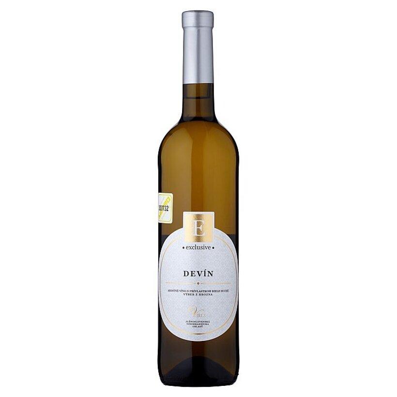 Virex Exclusive Devín akostné víno biele suché 0,75 l