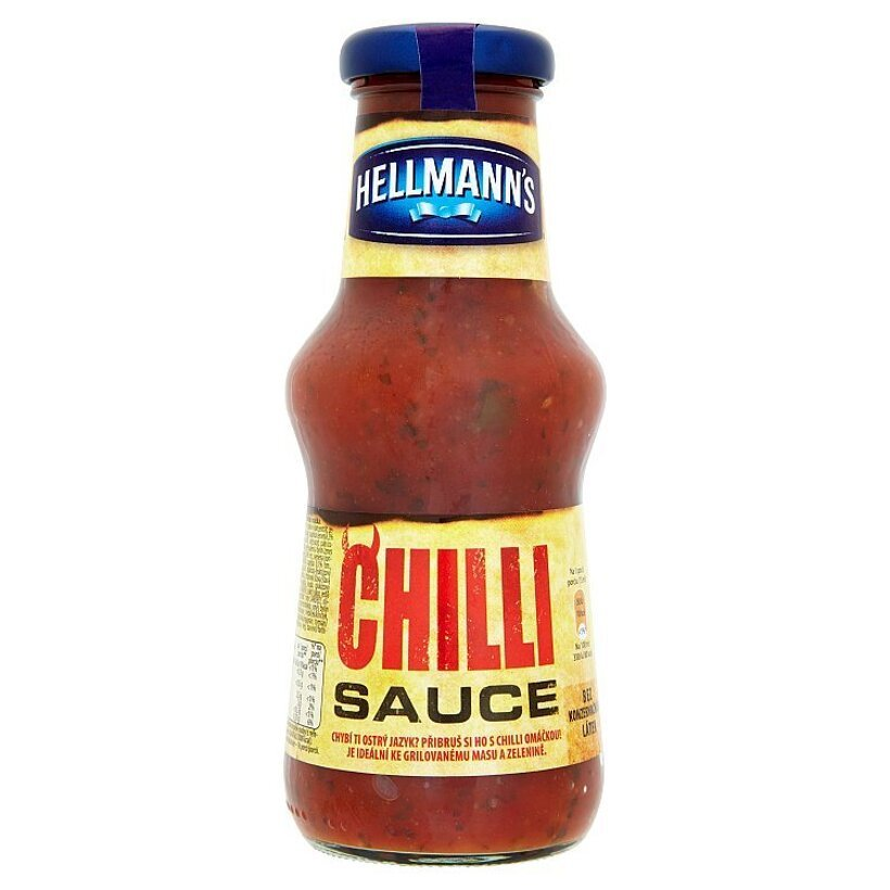 Hellmann's Chilli omáčka 250 ml