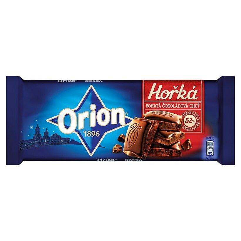 ORION Horká čokoláda 100 g
