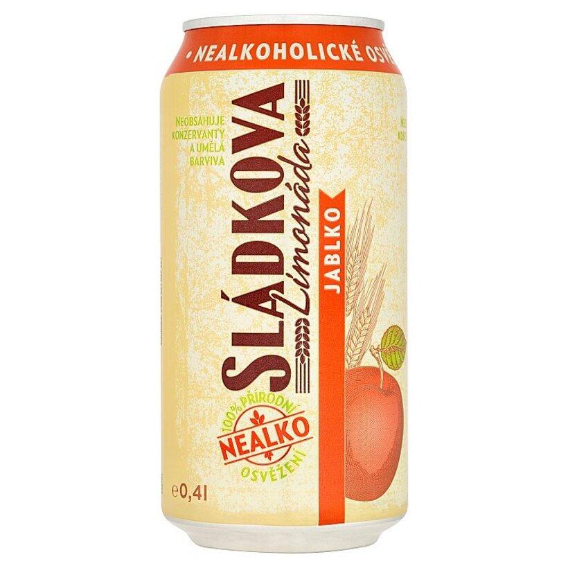 Staropramen Sládkova limonáda jablko 0,4 l