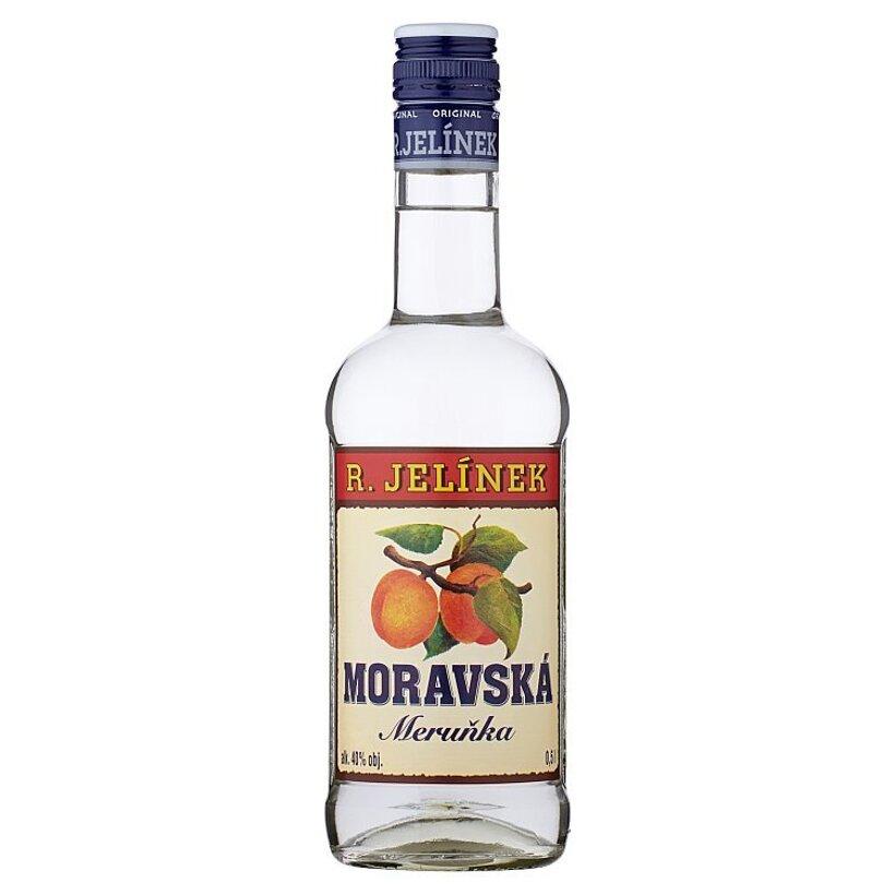 R. JELÍNEK Moravská marhuľa 0,5 l