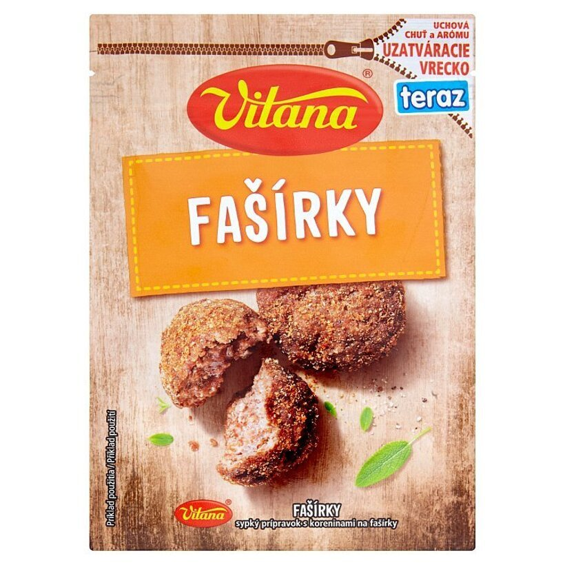 Vitana Fašírky 28 g