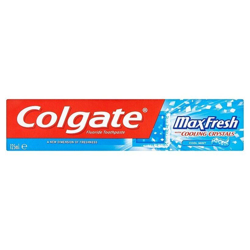 Colgate Max Fresh Cool mint zubná pasta 125 ml