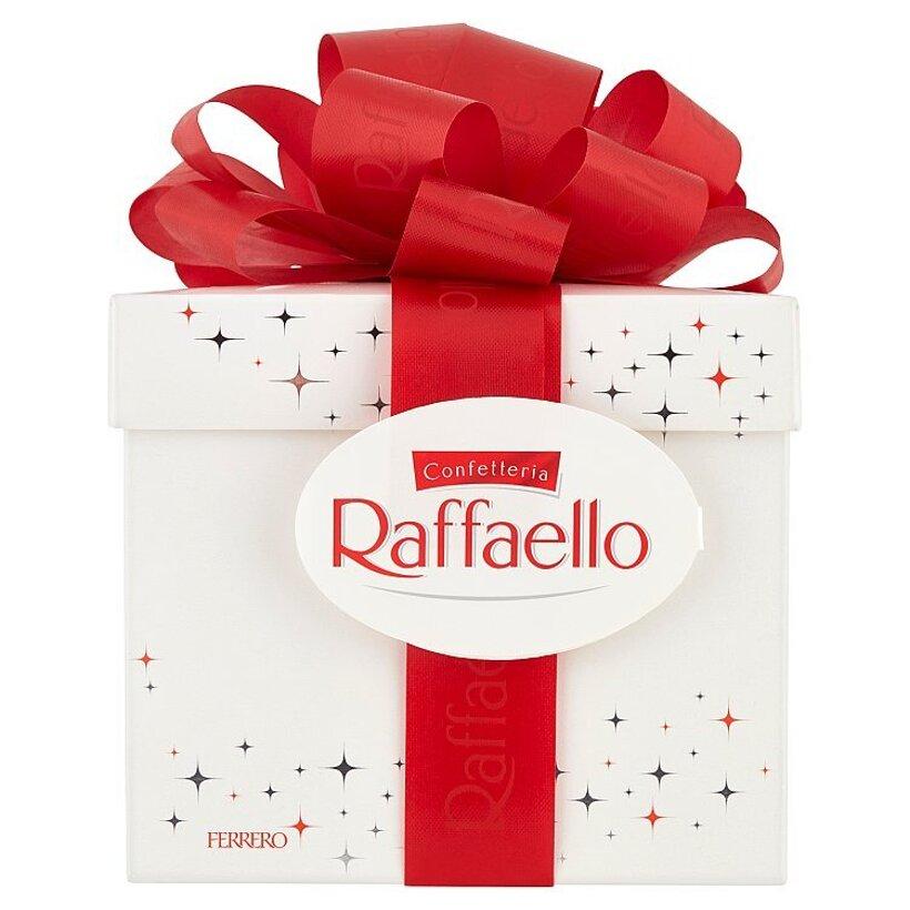 Ferrero Raffaello Confetteria oblátka s náplňou a celou mandľou posypaná strúhaným kokosom 300 g