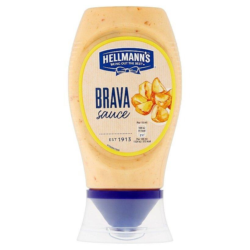 Hellmann's Grilovacia omáčka Salsa Brava 250 ml