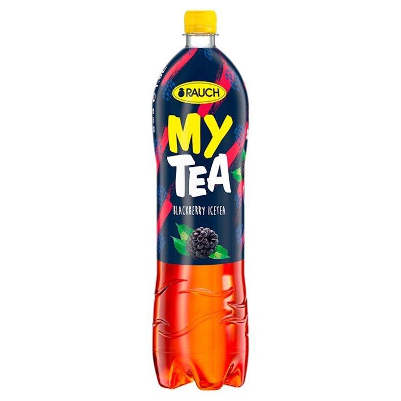 Rauch My Tea Ľadový čaj s černicovou príchuťou 1,5 l