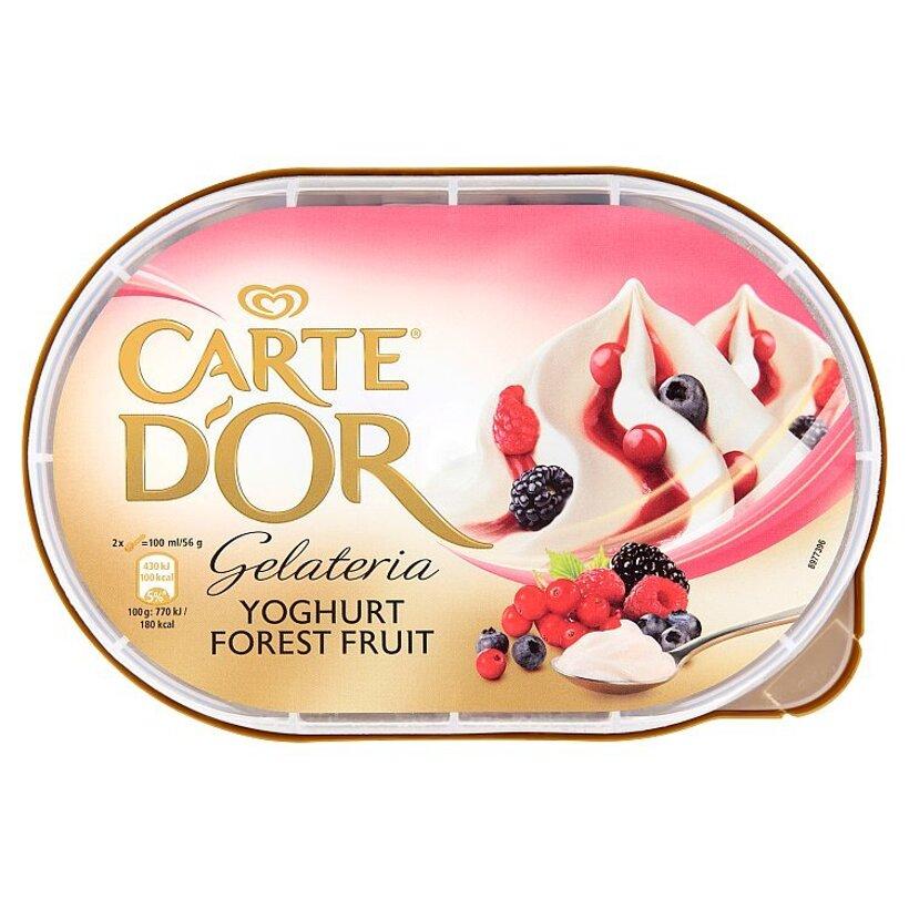 Carte d'Or Jogurt s lesným ovocím 900 ml