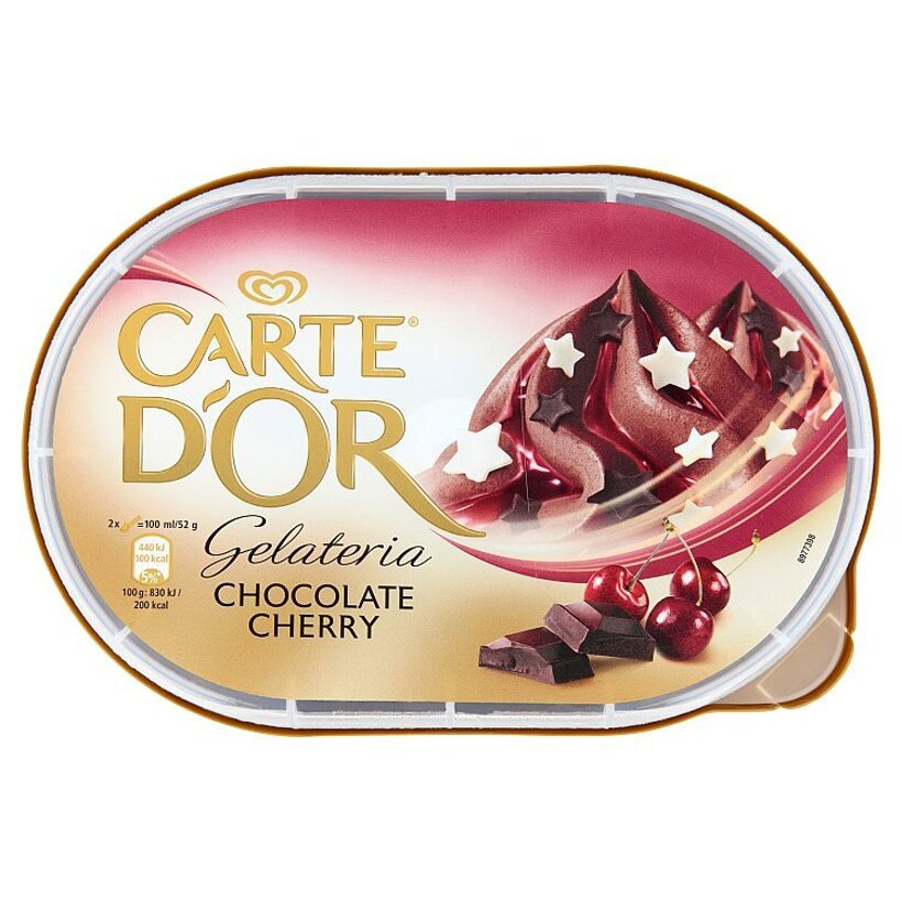 Carte d'Or Chocolate Cherry 900 ml