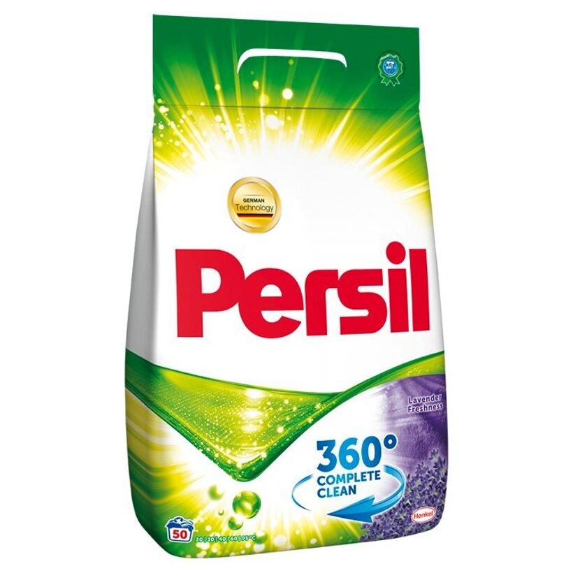 Persil 360° Complete Clean Lavender Freshness prací prostriedok 50 praní 3,5 kg