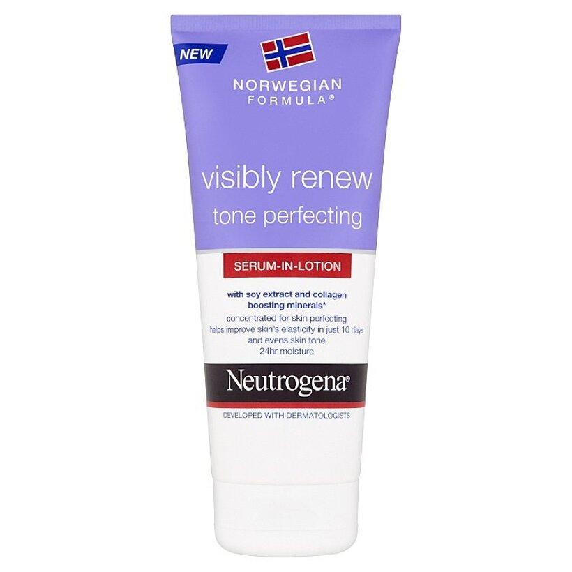Neutrogena Visibly Renew zdokonaľujúce telové sérum 200 ml