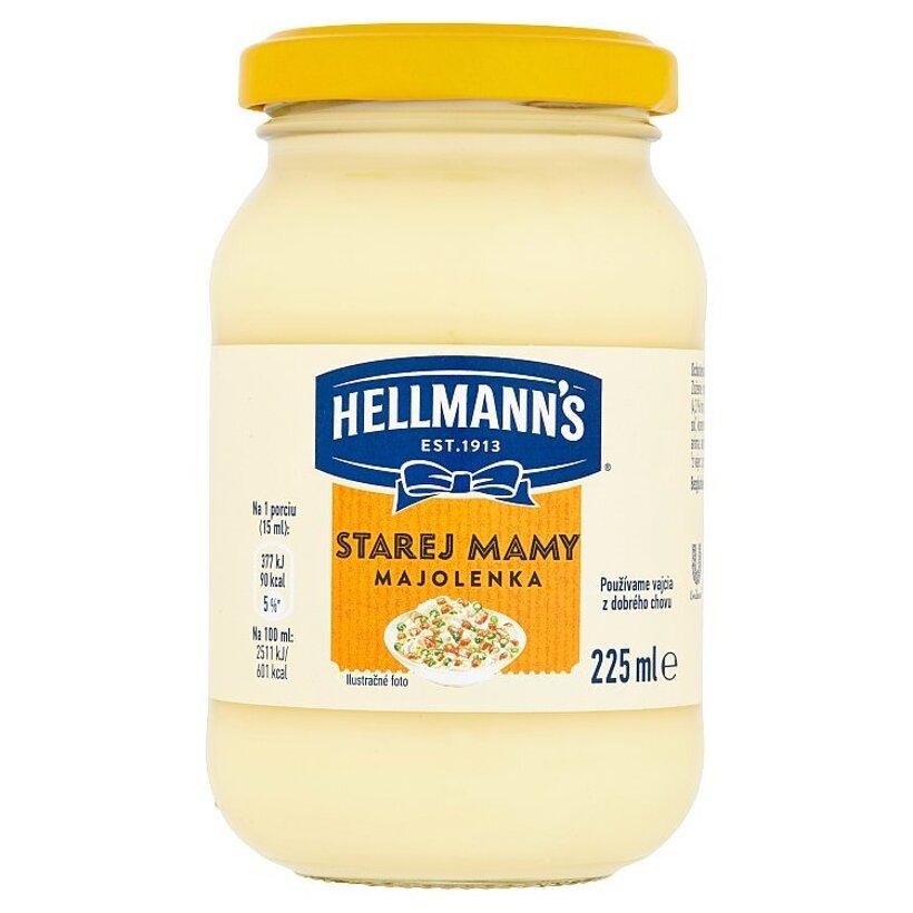 Hellmann's Majolenka starej mamy 225 ml